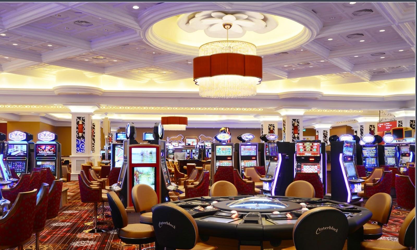 Ho Tram Casino