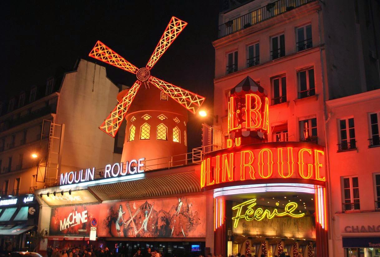 Perchè non festeggiare la notte di San Silvestro al Moulin Rouge?