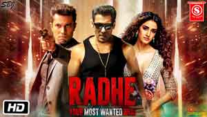 Radhe releases in theatres on Eid 2021