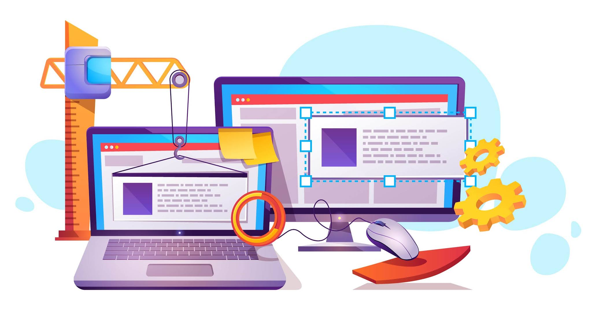 web development κατασκευή ιστοσελίδων