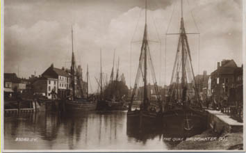 Excerpts From Leominster S History A Bridgwater Mariner