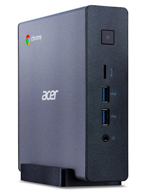 Acer lança Chromebook ultraportátil e conversível