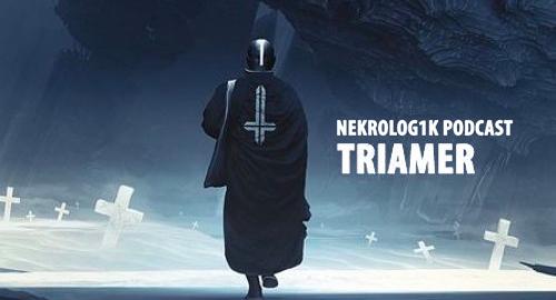 TriaMer - Nekrolog1k Podcast #37 [Sept 2019] - Drum And Bass