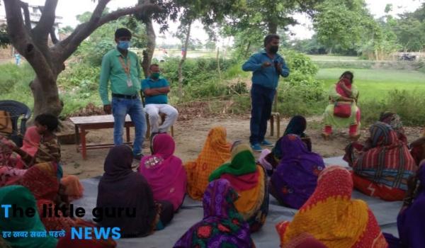 एईएस एवं जेई से बचाव के लिए जागरूकता अभियान का किया गया आयोजन