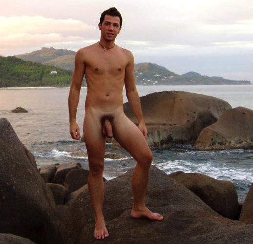 Naked Gay Beach Boys