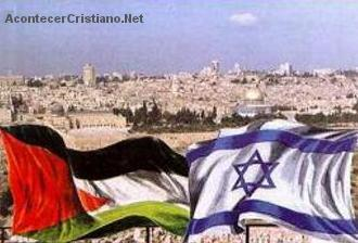 Negociaciones de paz Israel Palestina