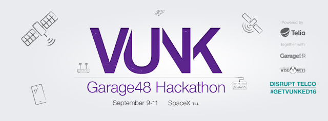 Garage48 Hackathon: Open & Big Data 2016
