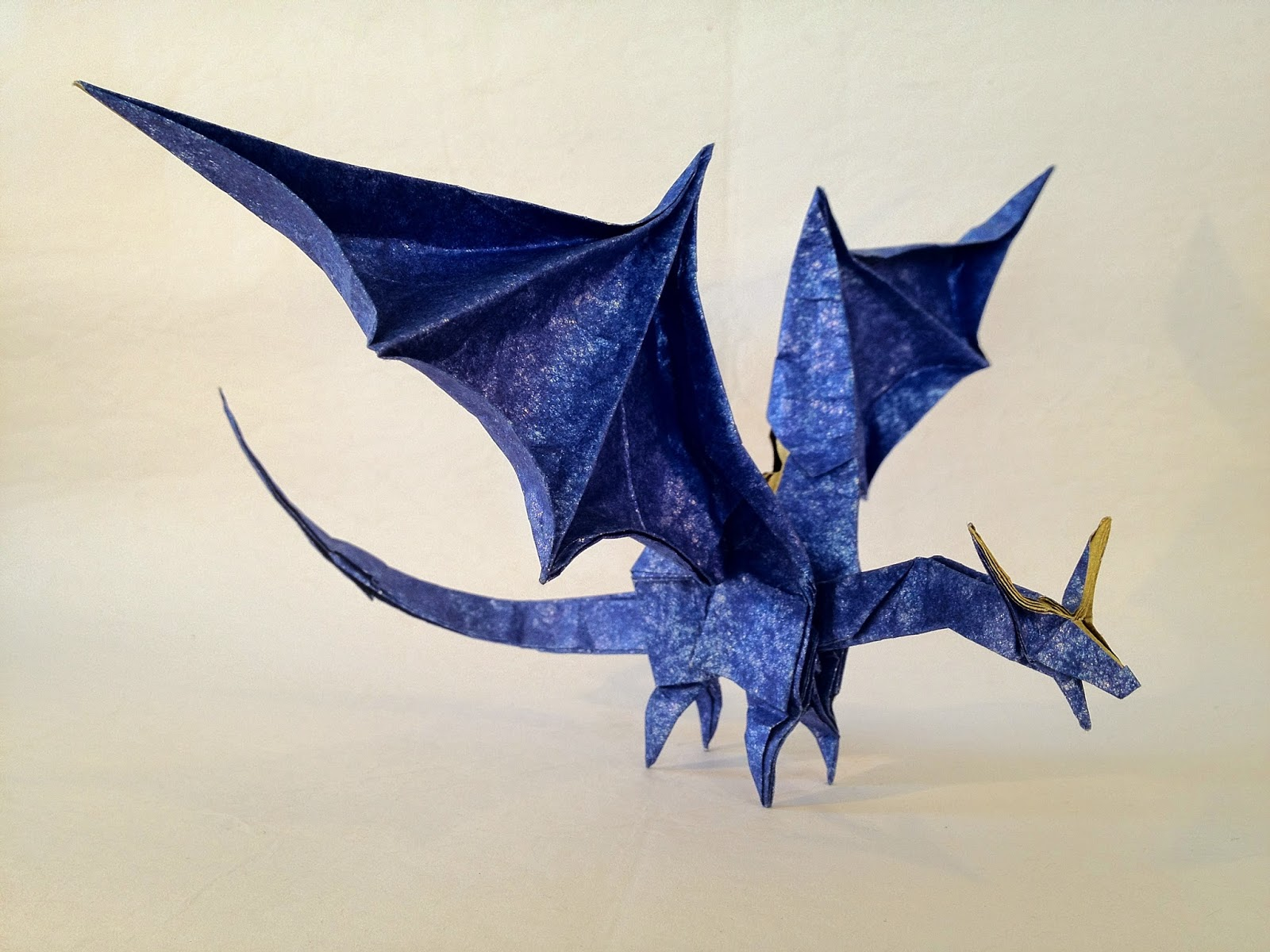 simple origami dragon ~ easy origami instructions for kids ... - photo#21