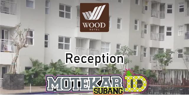 Info Loker Resepsionis Wood Hotel Bandung 2019