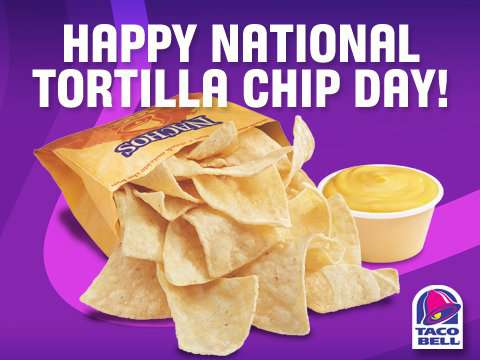 National Tortilla Chip Day Wishes Images