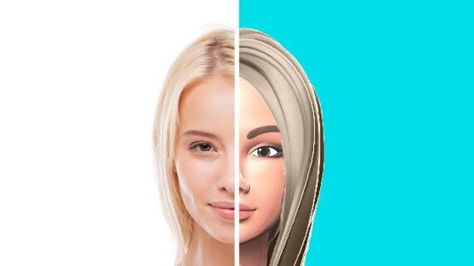 Mirror: Yüz Uygulaması Premium Apk -  v1.30.2 Avatar Oluşturma