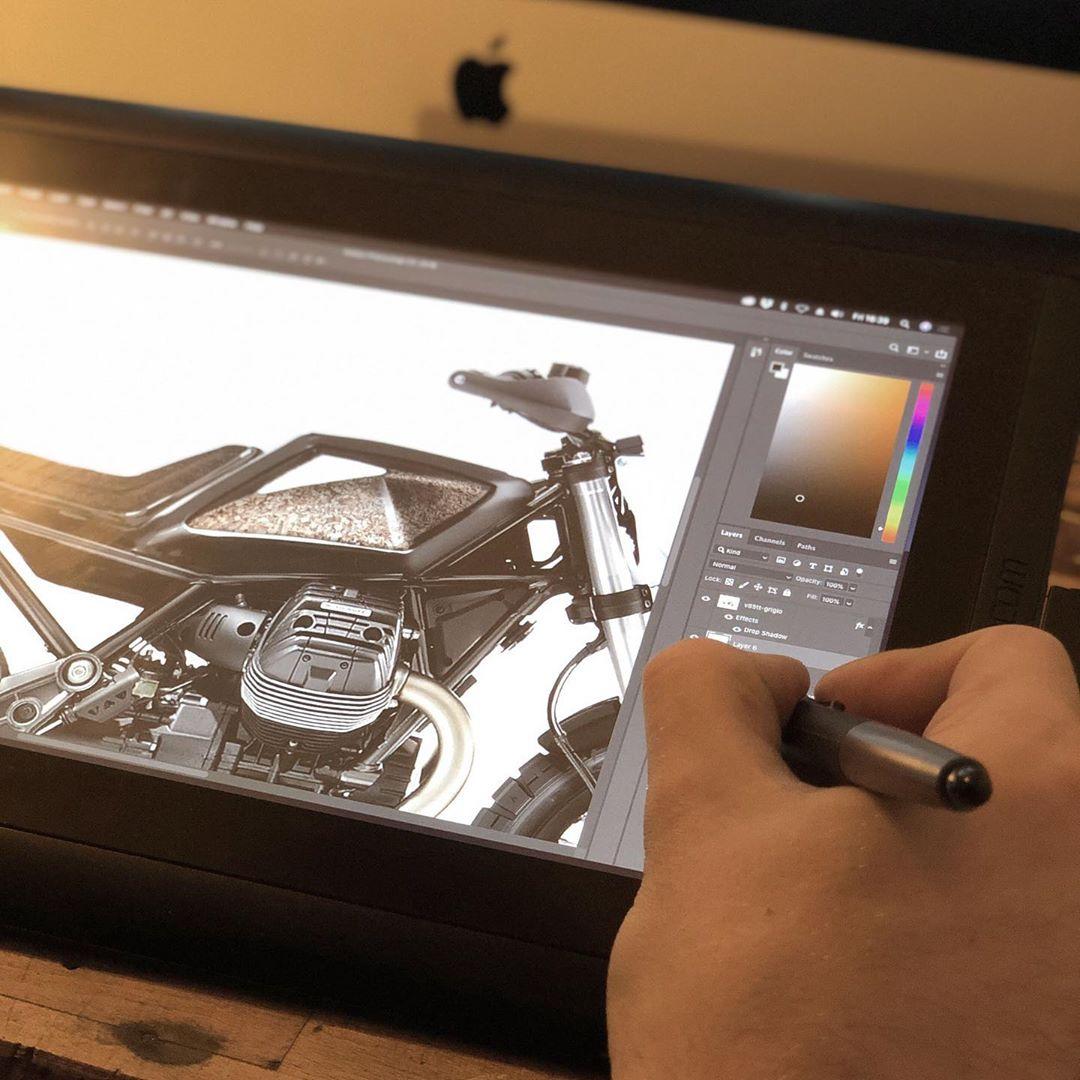 LM Creations V85 TT for Vanguard Clothing - RocketGarage