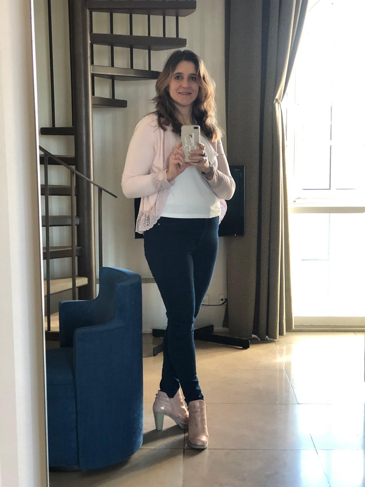 Yushka-Selfie in der Maisonette Suite im Hotel im Wasserturm, Köln