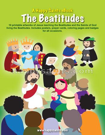 Happy saints 2016 happy saints beatitudes ebook fandeluxe Images