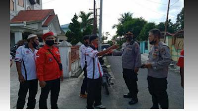 Polsek Medan Area Amankan 73 Gereja Diwilkumnya, Pasca Serangan ke Mabes Polri dan Ledakan Bom di Makassar