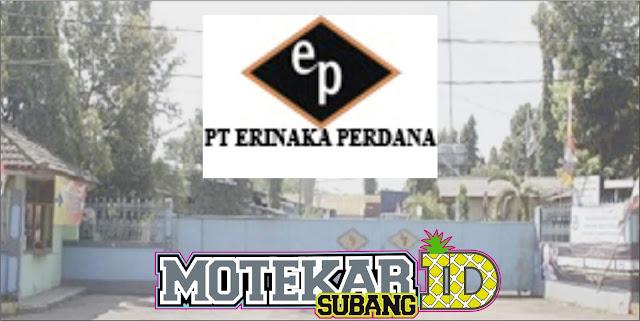 Info Loker Tukang Kayu dan Furnitur PT. Erinaka Perdana Purwakarta April  2019
