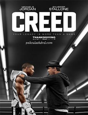 Ver Corazón de campeón Creed 2015 online