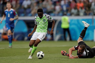 Turkish giant want to sign Super Eagles pacy winger Ahmed Musa in the upcoming summer