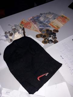 Homem é preso acusado de tráfico de drogas em Barra de Santa Rosa