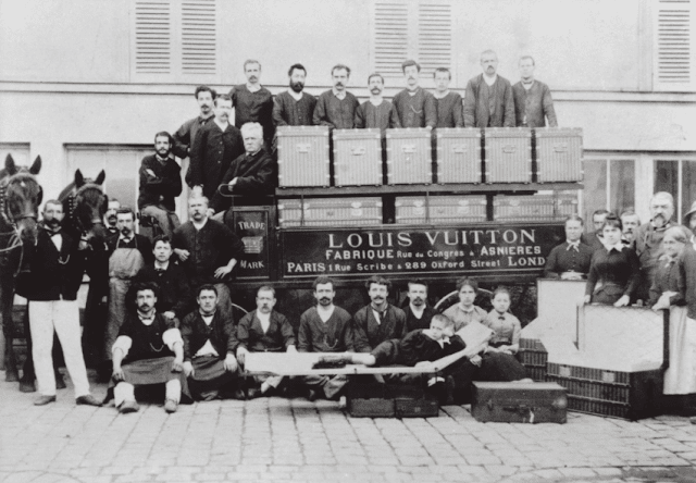the surprising truth about history of louis Vuitton