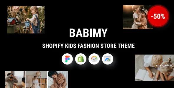 Best Shopify Kids Fashion Store Theme