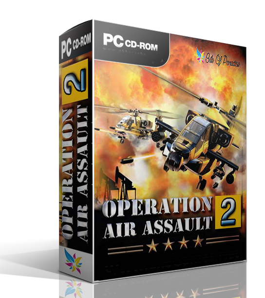 OPERATION AIR ASSAULT 2 Free Full Version Games Download For PC