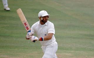 Graham Gooch Unbeaten 154 against west Indies
