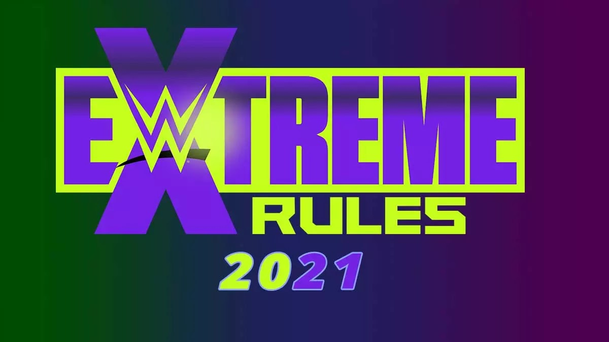 WWE anuncia a data do Extreme Rules 2021