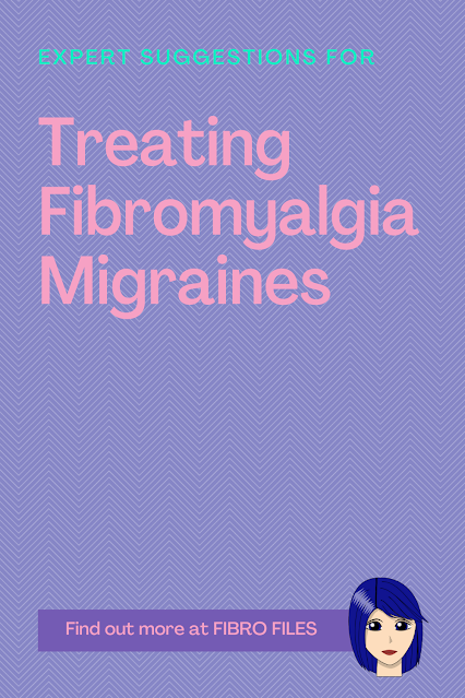 Fibromyalgia and migraines