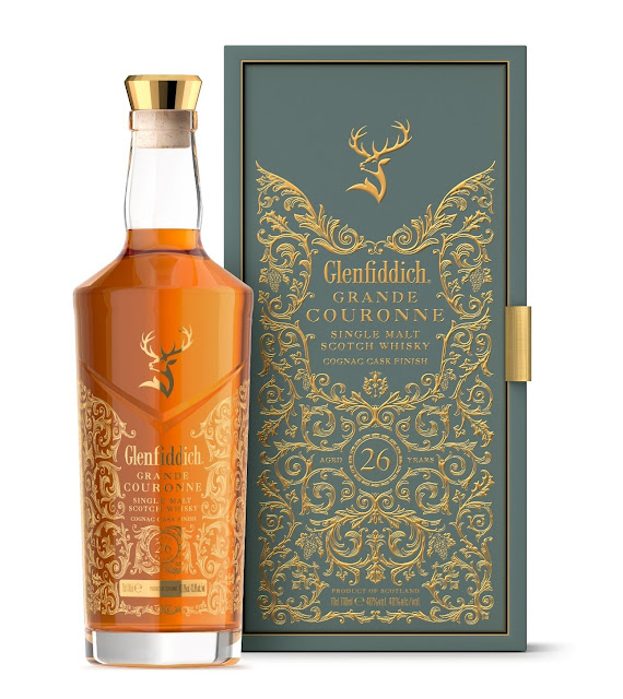 World's Most Awarded Single Malt Whiskeys Glenfiddich, has finally unveiled 'Grande Couronne' the newest addition to Grand Series.