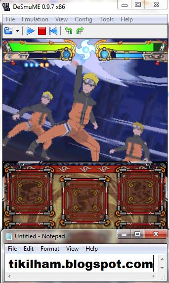 Naruto shippuden shinobi retsuden 3 rom download for nintendo ds.