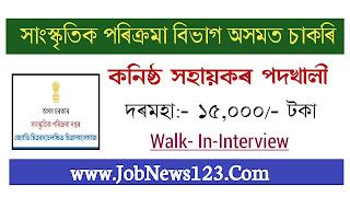 Jyoti chitraban recruitment 2021: