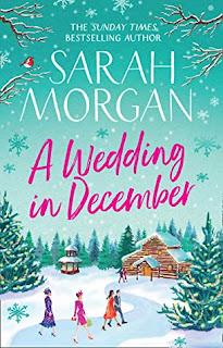 A Wedding in December by Sarah Morgan cover