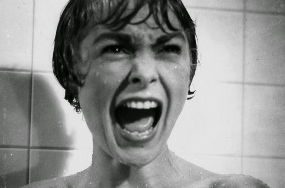Resultado de imagen para Psicosis, de Alfred Hitchcock.