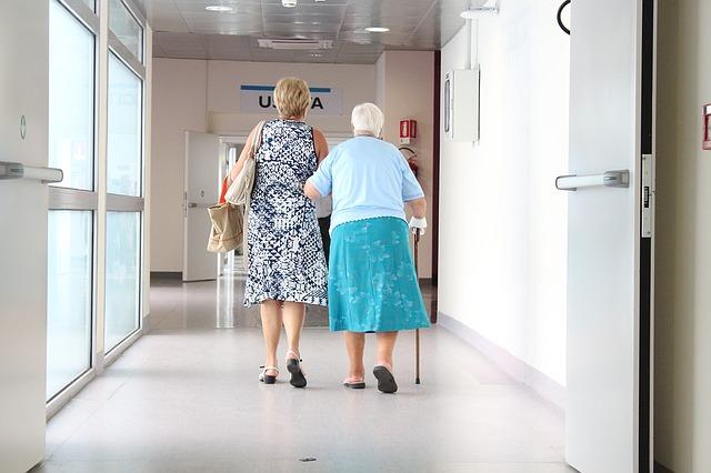 Cuidados de adultos mayores