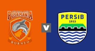 Persib Punya Catatan Buruk di Kandang Borneo FC