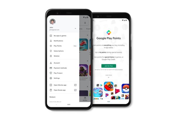 Google Play Points rewards program announced