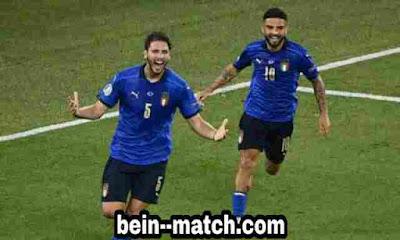 لوكاتيللي يقود إيطاليا للفوز على سويسرا بثلاثية نظيفة في يورو 2020
