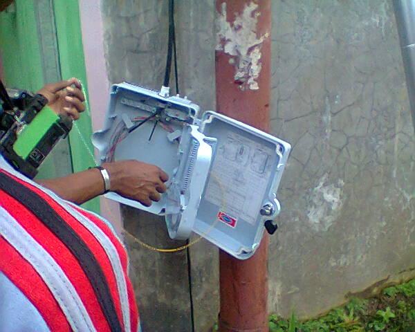 Mengganti Spliter Pada Kotak ODC Dan Merakit Kotak ODP Baru - Gateway Ilmu