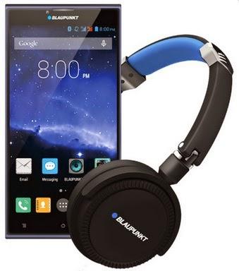 Blaupunkt Sonido X1+ Android Soundphone Murah Rp 1 Jutaan Kamera Depan 8 MP (Bonus Headphone)