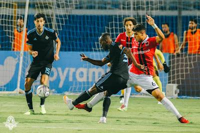 ملخص وهدف فوز بيراميدز القاتل على نادي مصر (1-0) في الدوري المصري