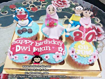 Cupcake Doraemon, Nobita dan Sizuka
