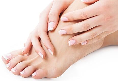 kaki kebas