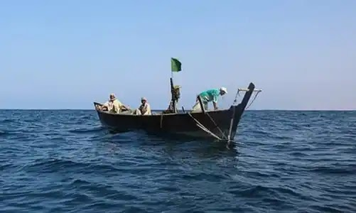 Pakistan is developing the first ever advancedRSW fishing boat