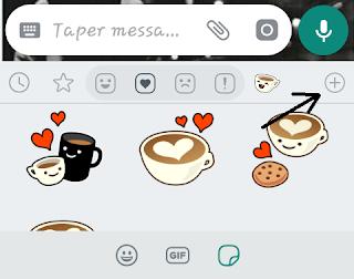 تعرف على كيفية انشاء ملصقات على Whatsapp بسهولة