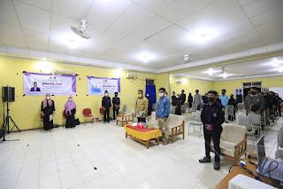 Pelantikan, Upgrading dan Rapat Kerja Himpunan Pelajar dan Mahasiswa Massenrempulu