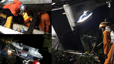 Korban Tewas Laka Maut Bus di Sumedang Jadi 27 Orang, Begini Faktanya