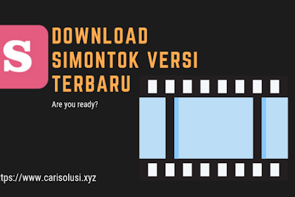 Simontok 2.3 APP 2020 APK Download Latest Version Baru Android