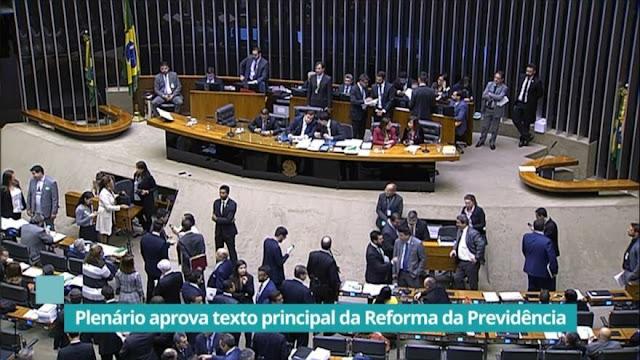 En Brasil aprueban reforma de sistema de pensiones de Bolsonaro