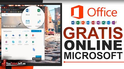 Microsoft Office Gratis y Online: Word, Power Point, Excel y Mas